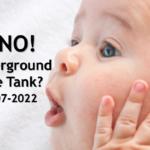 Oh No An Underground Storage Tank